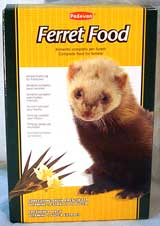 Padovan Ferret Food для хорьков 750г