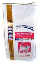 Royal Canin VEC Cat Young Female Feline 3,5kg
