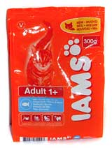 Iams Adult for Cats 1,5kg рыба
