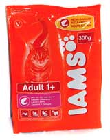 Iams Adult for Cats 3kg лосось